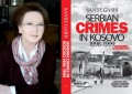 Sanije Gashi boton librin me rrëfime të luftës në gjuhën angleze – SERBIAN CRIMES IN KOSOVO 1998-1999
