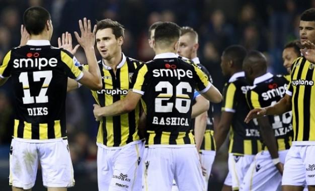 Rashica rikthehet me asistim në përberjen e Vitesse