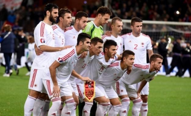 Shqipëria luan kundër kanadasë në fillim të qershorit