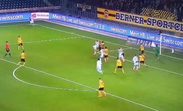 Gol ka realizuar sot edhe Florian Kamberi
