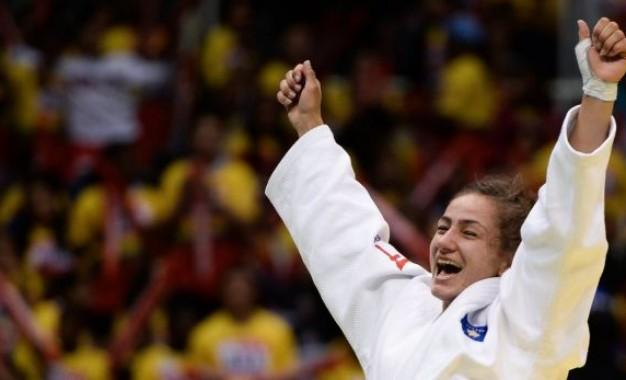 """""""Inside The Games"""": Majlinda Kelmendi, favorite për medalje të artë në Lojërat Olimpike"""