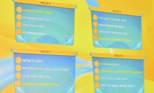 """Feniksi mëson kundërshtarët në Raundin Elitë të """"UEFA Cup"""""""