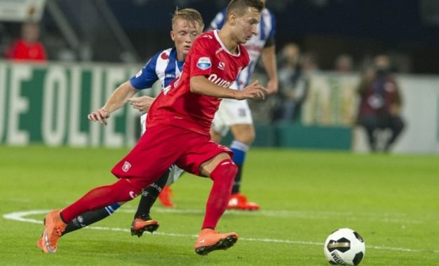 Celina shënon gol të bukur në fitoren e Twentes