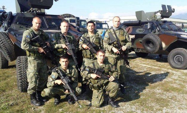 """Forca e Sigurisë së Kosovës (FSK) do të realizojë ushtrimin fushor """"Shqiponja 5"""""""