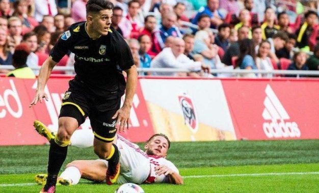 Rashica asiston në golin e dytë të Vitesses